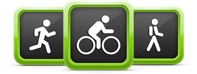 Sprint GPS logo