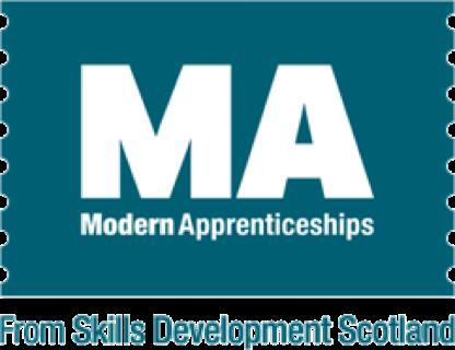 SDS Modern Apprenticeships logo