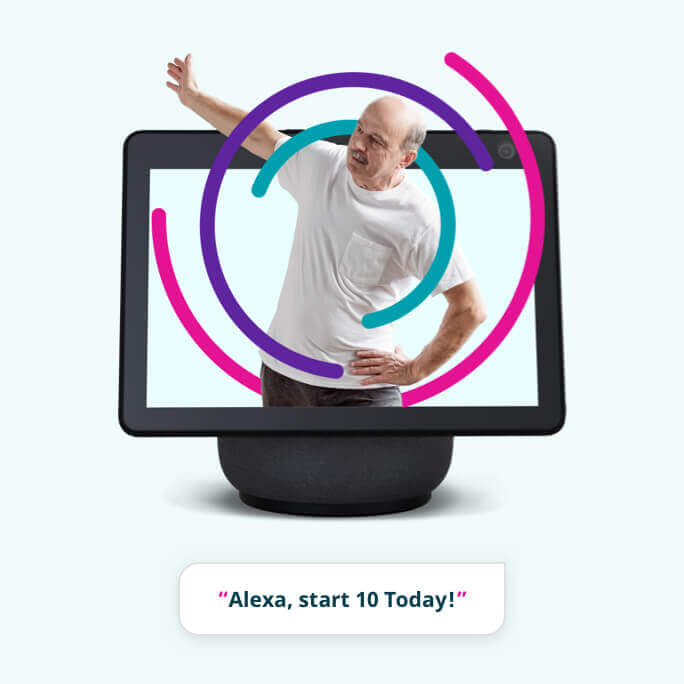 the Alexa device starting 10 today